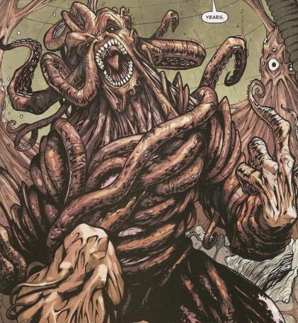 Hive nei fumetti di Secret Warriors