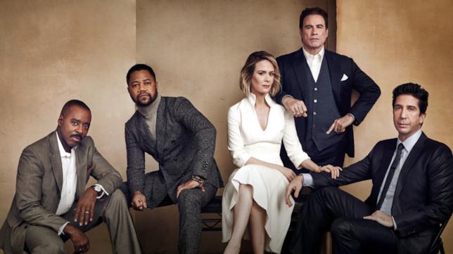 Cast di American Crime Story