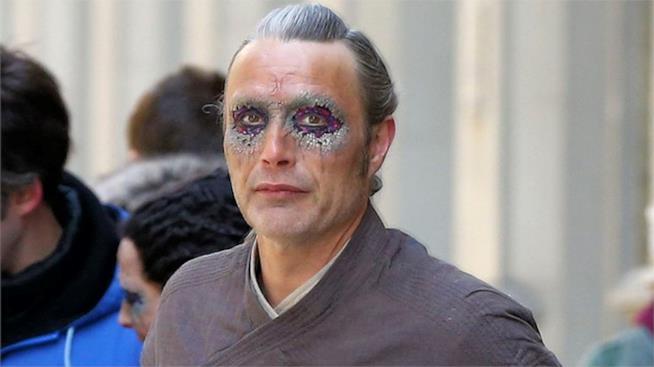Mads Mikkelsen in Doctor Strange