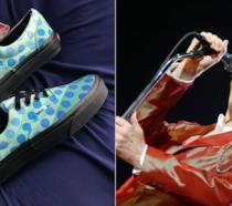 La rockstar David Bowie