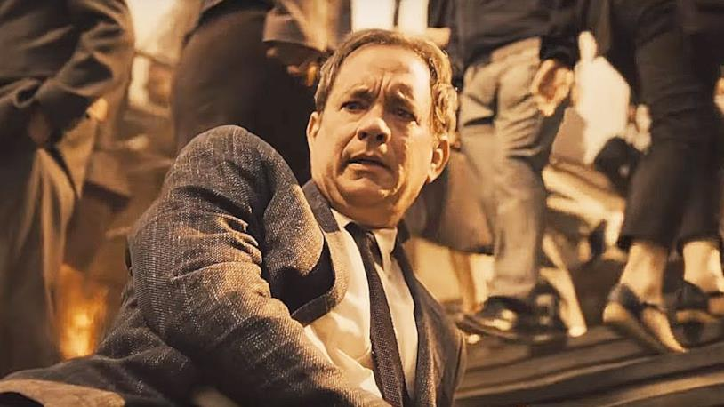 Inferno, scena con Tom Hanks