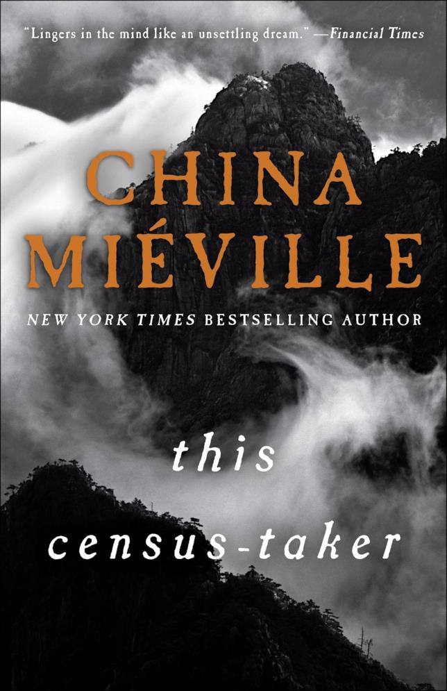 La copertina originale di This Census Taker