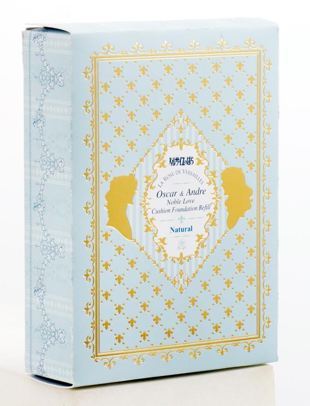 """""""Oscar & Andre Noble Love"""": la confezione esterna"""