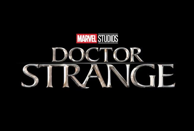 Il logo di Doctor Stange svelato dai Marvel Studios