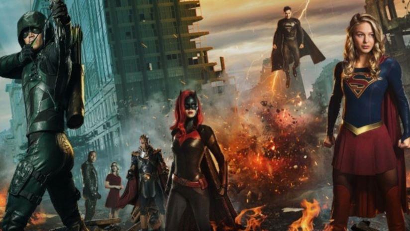 Arrow, Supergirl, Batwoman e gli altri protagonisti dell'Arrowverse