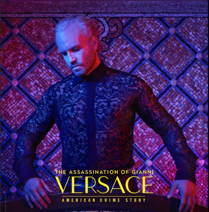 Edgar Ramirez nel ruolo di Gianni Versace in American Crime Story