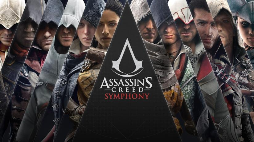 Assassin's Creed Symphony concerto