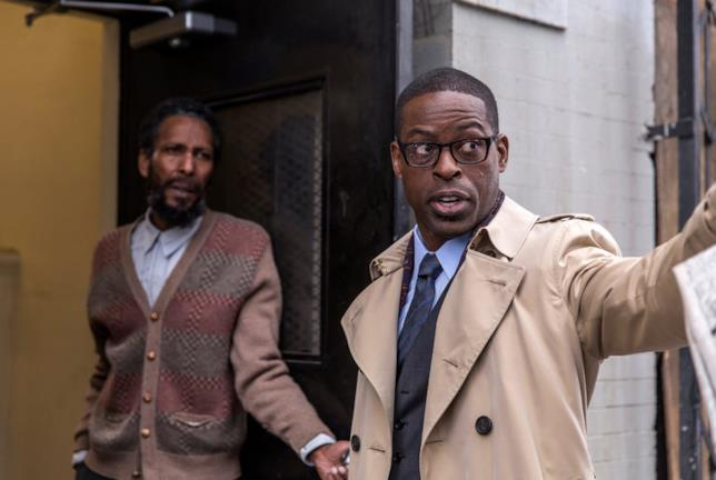 This Is Us: Randall (Sterling K. Brown)