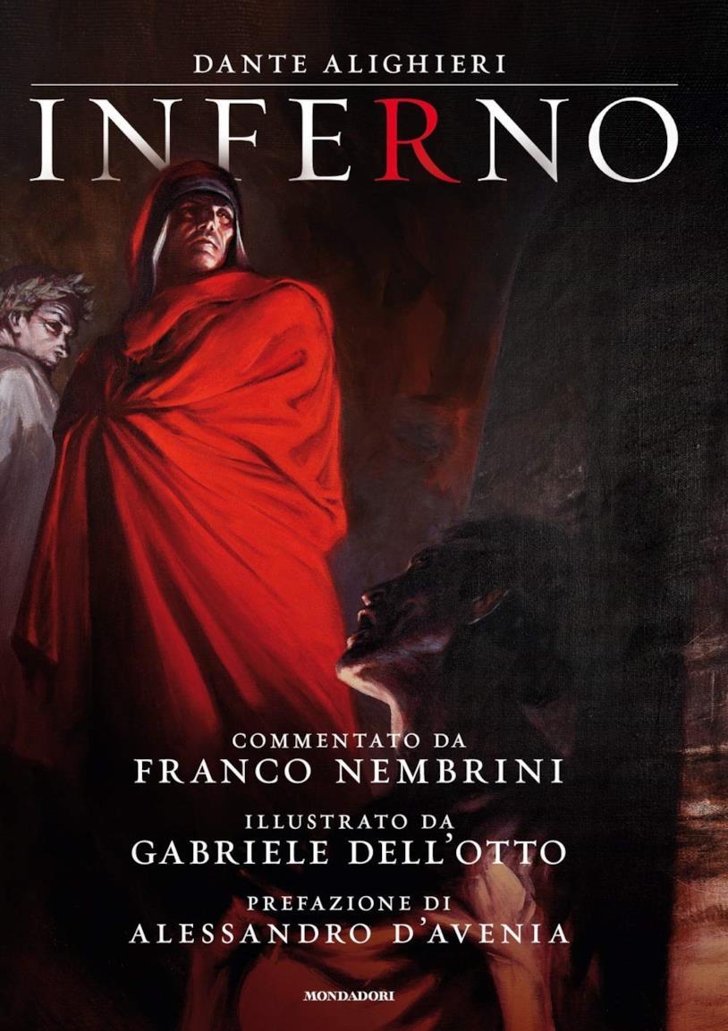 Inferno: edizione con i disegni di Gabriele dell'Otto