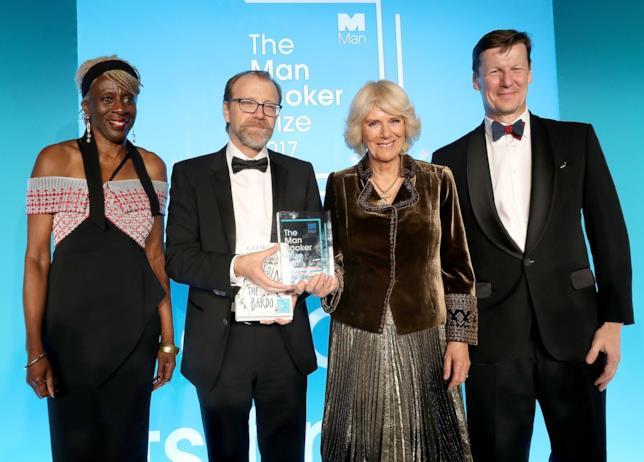 George Saunders al Man Booker Prize