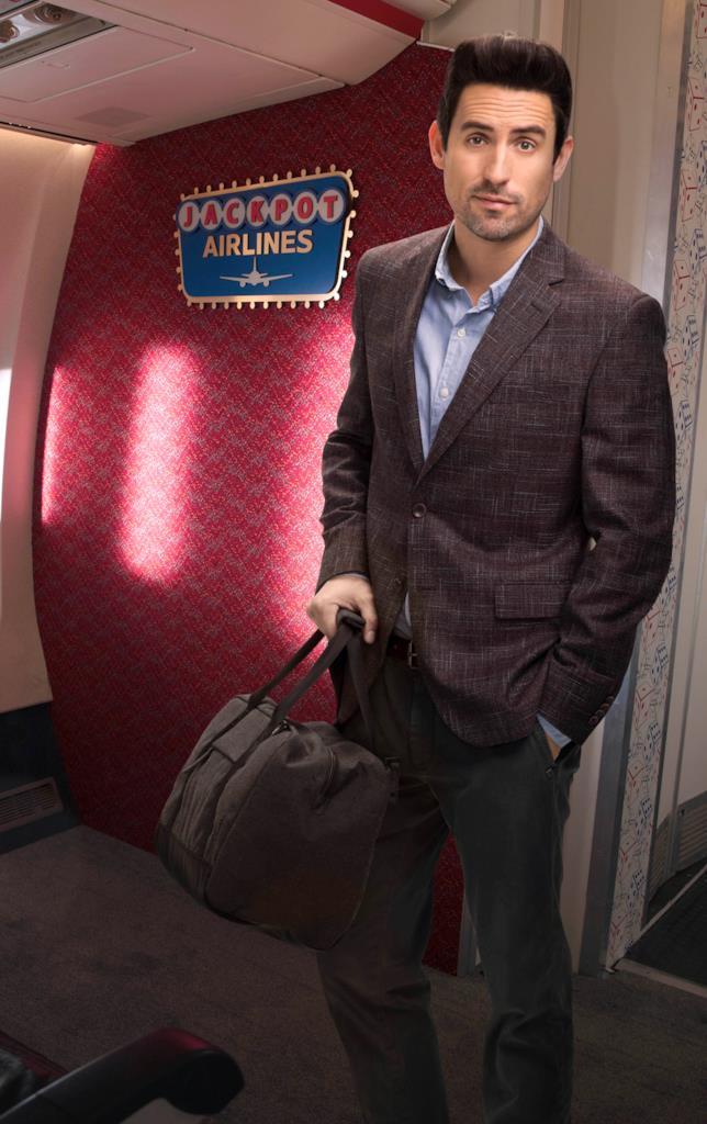 LA to Vegas: Ed Weeks interpreta Colin