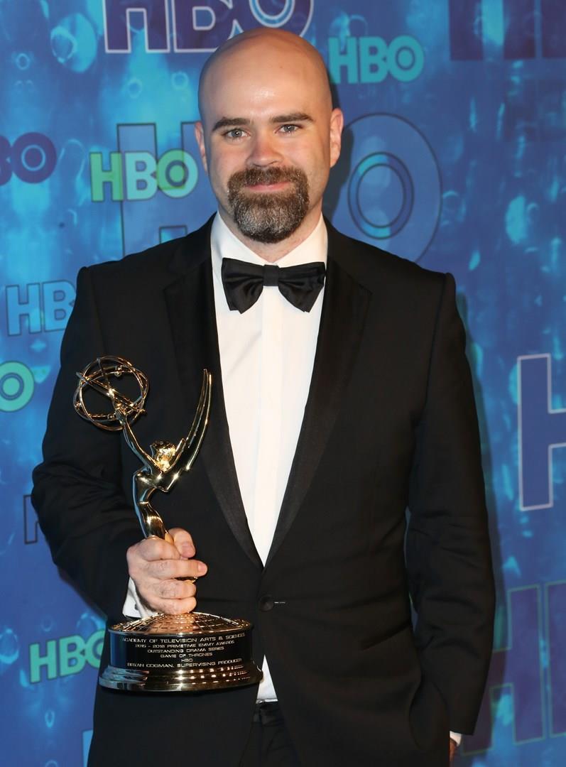 Bryan Cogman agli Emmy Award