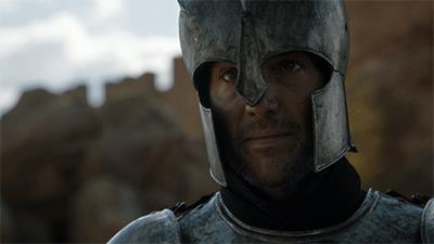 Gif di Arthur Dayne in Game of Thrones