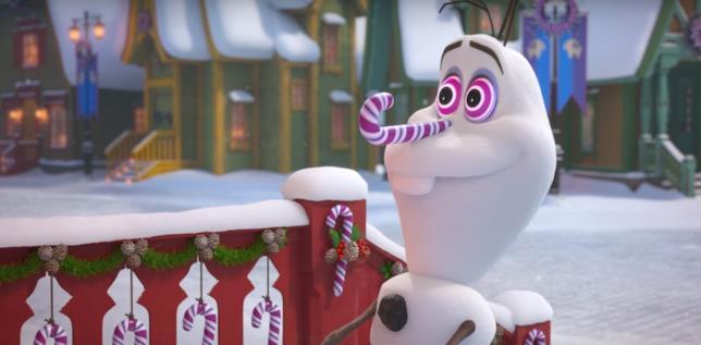 Alla ricerca del Natale perduto: il pupazzo di neve Olaf protagonista di una nuova avventura in Olaf's Frozen Adventure