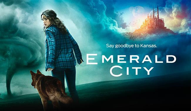 Poster della serie Emerald City