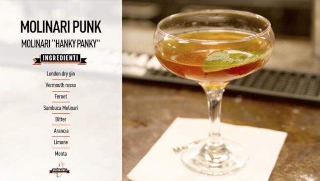 Il cocktail vincitore della prima edizione di Bartendency
