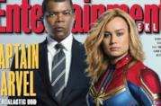 Poster finale di Captain Marvel
