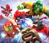 I supereroi di LEGO Marvel Super Heroes 2