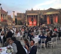 Ciak d'Oro - La serata di premiazione negli Studi di Cinecittà
