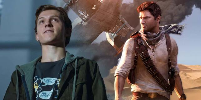 Tom Holland sarà Nathan Drake in Uncharted