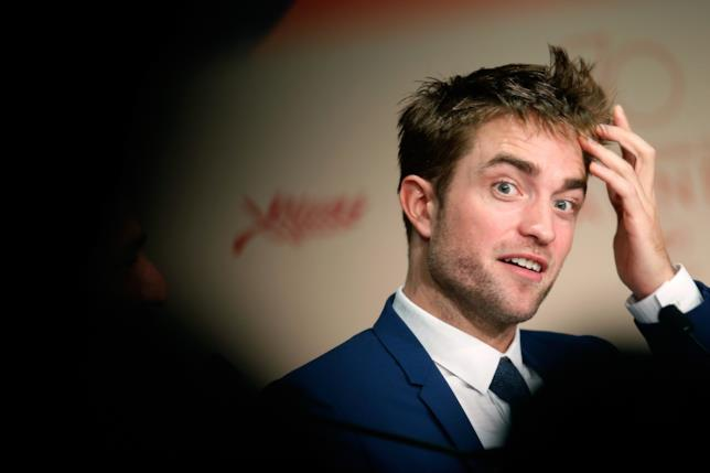 Robert Pattinson alla première a Cannes di Good Time