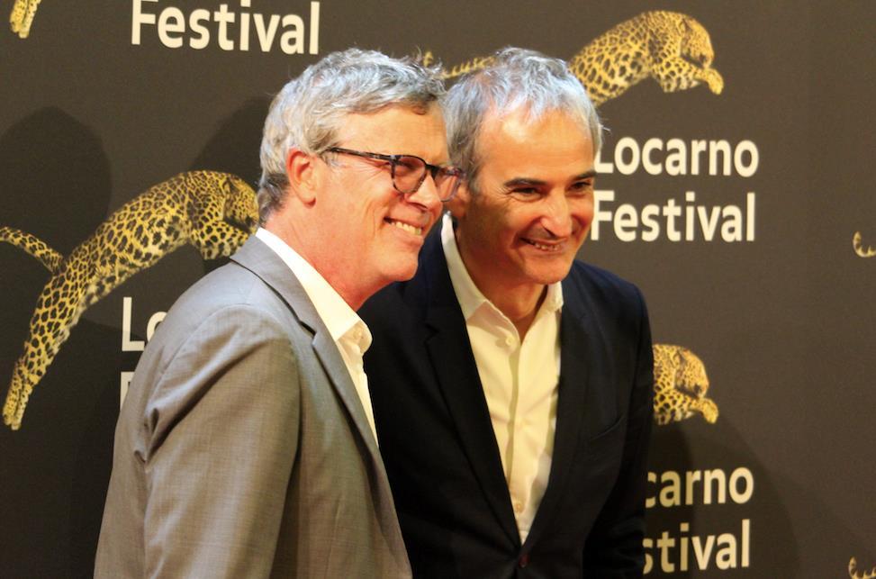 Todd Haynes e Olivier Assayas a Locarno 2017