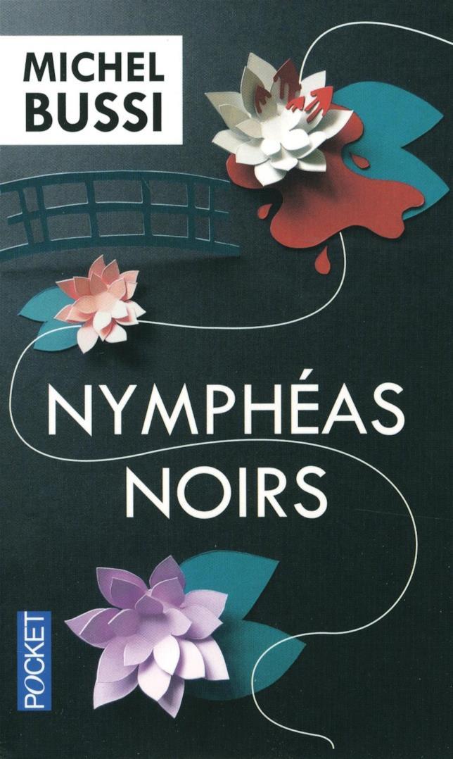 Ninfee Nere è il nuovo romanzo investigativo di Michel Bussi