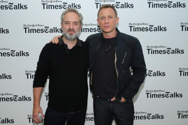 007: Sam Mendes e Daniel Craig
