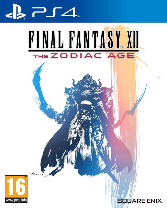 Final Fantasy XII: The Zodiac Age per PS4