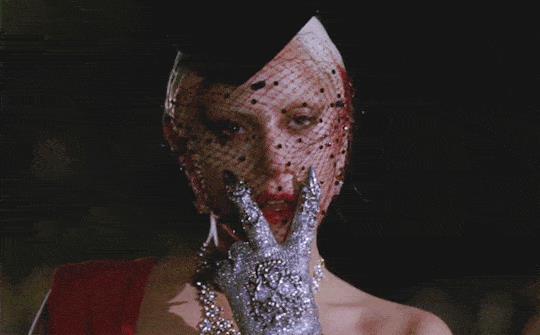 Lady Gaga interpreta la Contessa in American Horror Story: Hotel