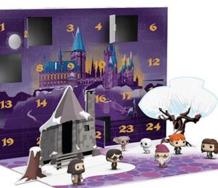 Il calendario dell'avvento di Harry Potter