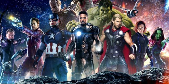 Avengers: Infinity War, il cast principale