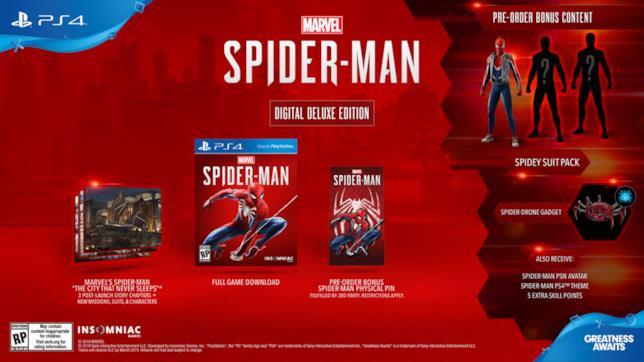 Spider-Man esce a settembre su PS4 e PS4 Pro