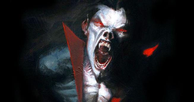 Morbius uno dei villain dell'universo di Spider-Man