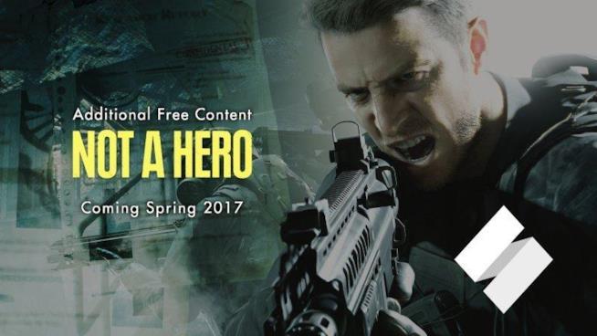 Il DLC Not A Hero di Resident Evil 7
