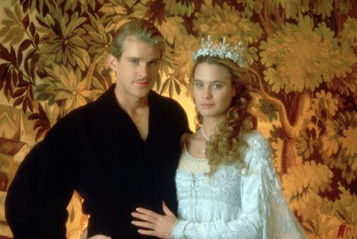 Il Pirata Roberts e la Principessa Bottondoro ne La storia fantastica