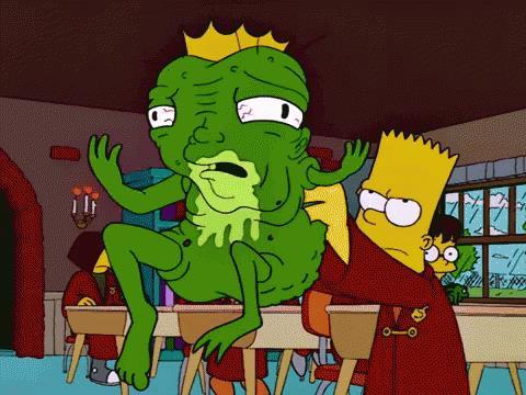 Simpson: Maghi Maghetti