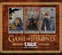 La cover del deck di tarocchi di Game of Thrones
