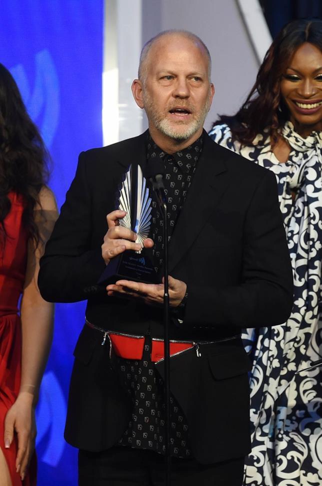 Ryan Murphy premiato ai GLAAD Media Awards