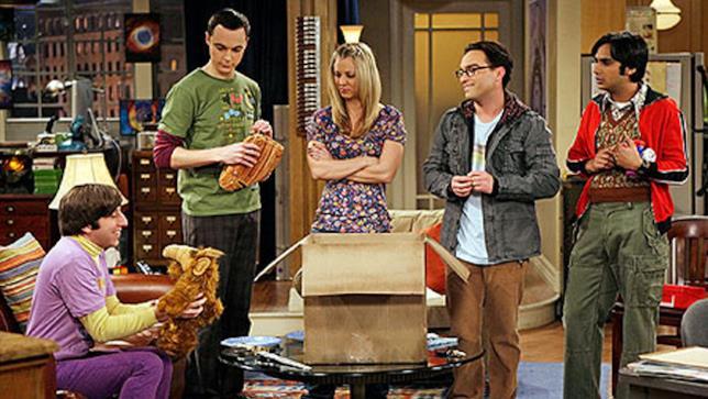 Howard e il pupazzo di Alf (The Big Bang Theory)