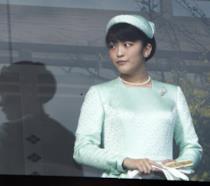 La principessa Mako Akishino