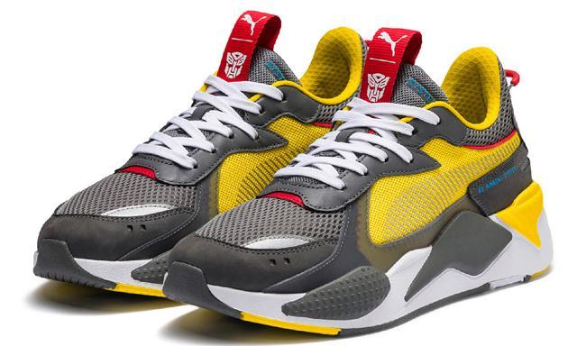 Sneaker Puma Transformers