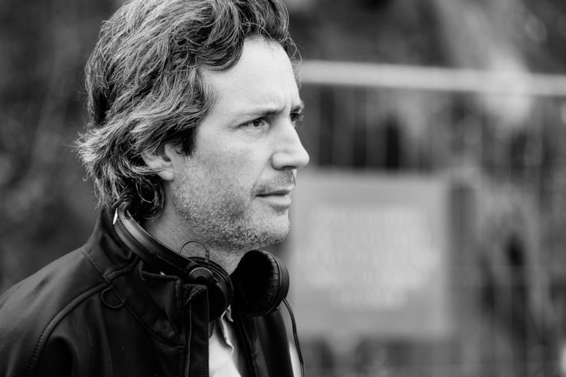 Il regista Antonin Baudry