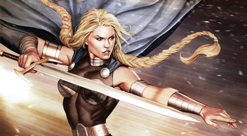 Valkyrie potrebbe essere in Thor: Ragnarok, interpretata da Tessa Thompson