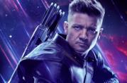 Character poster di Avengers: Endgame dedicato a Occhio di Falco