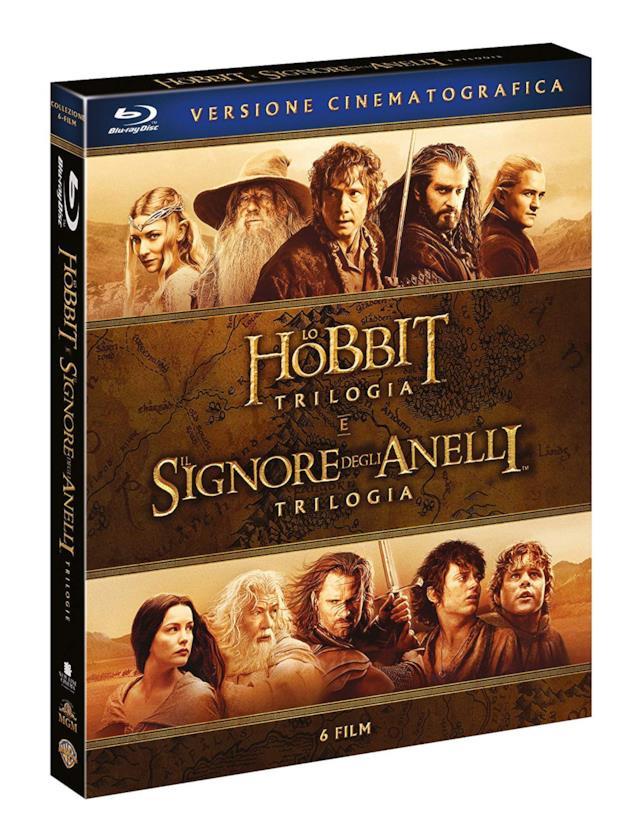 Il signore degli anelli e Lo Hobbit - Home Video