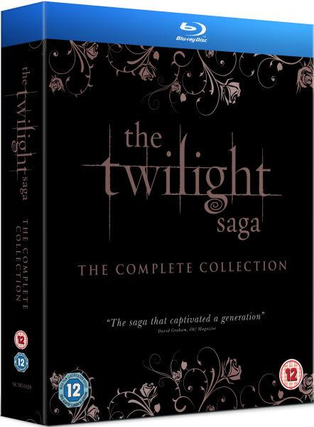 The Twilight Complete Collection