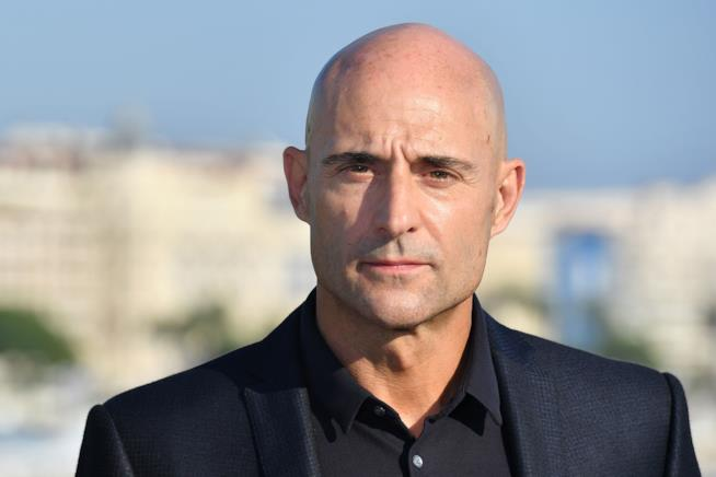 L'attore Mark Strong