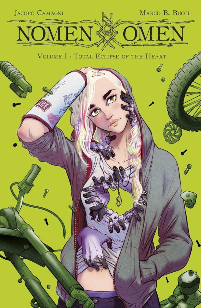 La copertina di Nomen Omen - Volume I