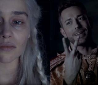 La parodia di Game of Thrones agli MTV Movie & TV Awards 2019 [VIDEO]